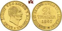 2 1/2 Taler 1847 B. BRAUNSCHWEIG UND LÜNEBURG Ernst August, 1837-1851. ... 1145,00 EUR  +  9,90 EUR shipping