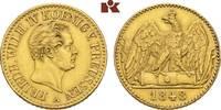 Doppelter Friedrichs d'or 1848 A, Berlin. BRANDENBURG-PREUSSEN Friedric... 3375,00 EUR