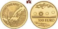 100 Euro 2002. FINNLAND 2. Republik seit 1917. Polierte Platte  325,00 EUR  +  9,90 EUR shipping