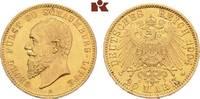 20 Mark 1904. Schaumburg-Lippe Georg, 1893-1911. Vorzüglich-Stempelglanz  5345,00 EUR free shipping