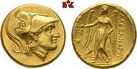 AV-Stater, posthum, 310/301 v. Chr., Abydus ( MACEDONIA KÖNIGREICH. Ale... 3900,00 EUR free shipping