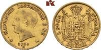 20 Lire 1809  M, Mailand. ITALIEN Napoleon, 1805-1814. Sehr schön  375,00 EUR  +  9,90 EUR shipping
