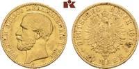 20 Mark 1875. Braunschweig Wilhelm, 1830-1884. Sehr schön +  1325,00 EUR  +  9,90 EUR shipping
