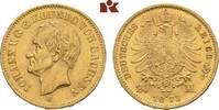 20 Mark 1873. Sachsen Johann, 1854-1873. Vorzüglich  575,00 EUR  +  9,90 EUR shipping