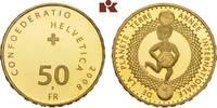 50 Franken 2008 B, Bern. SCHWEIZ  Prachtexemplar von polierten Stempeln... 575,00 EUR  +  9,90 EUR shipping