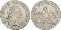 Reichstaler preuß. 1784 A, Berlin. BRANDENBURG-PREUSSEN Friedrich II., ... 375,00 EUR  +  9,90 EUR shipping