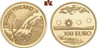 100 Euro 2002. FINNLAND 2. Republik seit 1917. Polierte Platte  305,00 EUR  +  9,90 EUR shipping