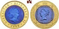 1/2 Crown 2000. GIBRALTAR Elizabeth II. seit 1952. Polierte Platte  425,00 EUR  +  9,90 EUR shipping