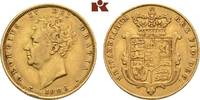Sovereign 1826, London. GROSSBRITANNIEN / IRLAND George IV, 1820-1830. ... 965,00 EUR  +  9,90 EUR shipping