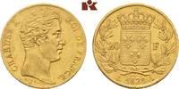 20 Francs 1828 A, Paris. FRANKREICH Charles X, 1824-1830. Vorzüglich  395,00 EUR  +  9,90 EUR shipping