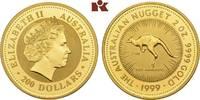 200 Dollars (2 Unzen) 1999. Perth Mint. AUSTRALIEN Elizabeth II. seit 1... 2550,00 EUR free shipping