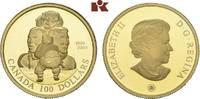 100 Dollars 2009. KANADA Elizabeth II seit 1952. Polierte Platte  315,00 EUR  +  9,90 EUR shipping
