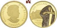 100 Dollars 2005. KANADA Elizabeth II seit 1952. Polierte Platte  315,00 EUR  +  9,90 EUR shipping