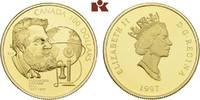 100 Dollars 1997. KANADA Elizabeth II seit 1952. Polierte Platte  315,00 EUR  +  9,90 EUR shipping