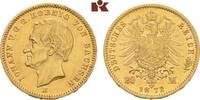 20 Mark 1872. Sachsen Johann, 1854-1873. Vorzüglich  525,00 EUR  +  9,90 EUR shipping