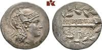 AR-Tetradrachme, 2.  Jahrhundert v. Chr.; IONIA HERAKLEIA. Feine Tönung... 1885,00 EUR  +  9,90 EUR shipping