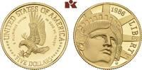 5 Dollars 1986 W, West Point. VEREINIGTE STAATEN VON AMERIKA / USA Föde... 315,00 EUR  +  9,90 EUR shipping