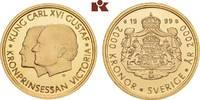 2000 Kronen 1999. SCHWEDEN Karl XVI. Gustaf seit 1973. Polierte Platte  575,00 EUR  +  9,90 EUR shipping