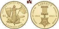 5 Dollars 2011 W, West Point. VEREINIGTE STAATEN VON AMERIKA / USA Föde... 395,00 EUR  +  9,90 EUR shipping