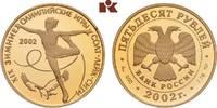 50 Rubel 2002, St. Petersburg. RUSSLAND Republik seit 1992. Polierte Pl... 345,00 EUR  +  9,90 EUR shipping