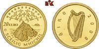 20 Euro 2008. GROSSBRITANNIEN / IRLAND Republik seit 1937. Polierte Pla... 65,00 EUR  +  9,90 EUR shipping
