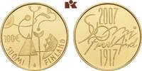 100 Euro 2007. FINNLAND 2. Republik seit 1917. Polierte Platte  375,00 EUR  +  9,90 EUR shipping