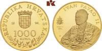 1.000 Kuna 1994. KROATIEN  Polierte Platte  315,00 EUR  +  9,90 EUR shipping