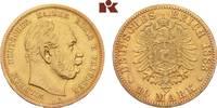 10 Mark 1883 A. Preussen Wilhelm I., 1861-1888. Fast sehr schön  /  vor... 2475,00 EUR  +  9,90 EUR shipping