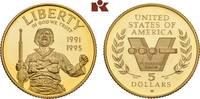 5 Dollars 1995 W, West Point, VEREINIGTE STAATEN VON AMERIKA / USA Föde... 345,00 EUR  +  9,90 EUR shipping