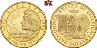 5 Dollars 1992 W, West Point. VEREINIGTE STAATEN VON AMERIKA / USA Föde... 345,00 EUR  +  9,90 EUR shipping
