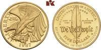 5 Dollars 1987 W, West Point. VEREINIGTE STAATEN VON AMERIKA / USA Föde... 345,00 EUR  +  9,90 EUR shipping