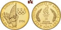 5 Dollars 1996 W, West Point. VEREINIGTE STAATEN VON AMERIKA / USA Föde... 335,00 EUR  +  9,90 EUR shipping