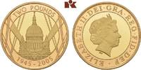 2 Pounds 2005, London. GROSSBRITANNIEN / IRLAND Elizabeth II seit 1952.... 675,00 EUR  +  9,90 EUR shipping