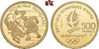 500 Francs 1991. FRANKREICH 5. Republik seit 1958. Polierte Platte  675,00 EUR  +  9,90 EUR shipping