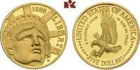 5 Dollars 1986 W, West Point. VEREINIGTE STAATEN VON AMERIKA / USA Föde... 345,00 EUR  +  9,90 EUR shipping