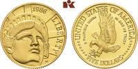 5 Dollars 1986 W, West Point. VEREINIGTE STAATEN VON AMERIKA / USA Föde... 335,00 EUR  +  9,90 EUR shipping