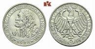3 Reichsmark 1928 D. WEIMARER REPUBLIK  Fast Stempelglanz  595,00 EUR