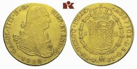 BOLIVIEN 8 Escudos 1808 PTS-PJ, Potosi. Sehr sch&ouml;n-vorz&uuml;glich diverse Ca... 1595,00 EUR 