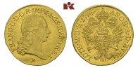 Dukat 1796 E, Karlsburg. RÖMISCH-DEUTSCHES REICH Franz II., 1792-1804. ... 1075,00 EUR  +  9,90 EUR shipping
