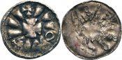Magdeburg, Reichsmzst., Otto III. (983-100...