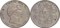 Geschichtstaler 1828 Bayern Ludwig I. (1825-1848) ss +, min. Kratzer, k... 190,00 EUR  +  9,90 EUR shipping