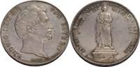 Geschichtsdoppeltaler 1845 Bayern Ludwig I. (1825-1848) ss, kl. Kratzer  465,00 EUR  +  9,90 EUR shipping