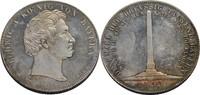 Geschichtstaler 1833 Bayern Ludwig I. (1825-1848) vz, von polierten Ste... 465,00 EUR  +  9,90 EUR shipping