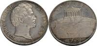 Geschichtsdoppeltaler 1842 Bayern Ludwig I. (1825-1848) vz, min. Auflag... 435,00 EUR  +  9,90 EUR shipping