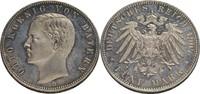 5 Mark 1907 Bayern Ott (1886-1913) vz+, v. polierten Stempeln, feine Kr... 255,00 EUR  +  9,90 EUR shipping