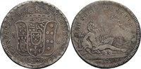 Neapel-Sardinien, Karl v. Bourbon (1735-1759) Piastra (120 Grana)