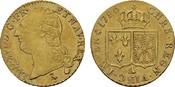 Louis d or à la tête nue 1786, A-Paris. FR...