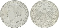 5 DM 1957 J. BUNDESREPUBLIK DEUTSCHLAND Josef Eichendorff Vorzüglich +.  267,00 EUR240,30 EUR