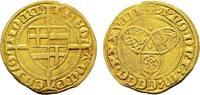 Goldgulden 1438, Riel. KÖLN Dietrich II. von Moers, 1414-1463. Sehr sch... 1345,00 EUR free shipping