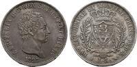 5 Lire 1827, Turin. ITALIEN Karl Felix, 1821-1831. Hübsche Patina. Vorz... 340,00 EUR  +  7,00 EUR shipping